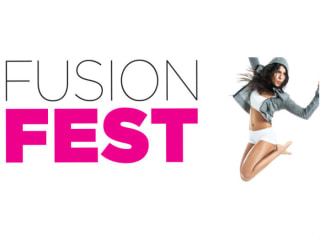 Exhale Spa presents Fusion Fest