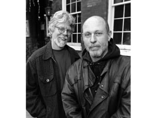 Paul Barrere and Fred Tackett