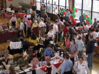 St. Austin's Annual Holiday Fair - December 2014