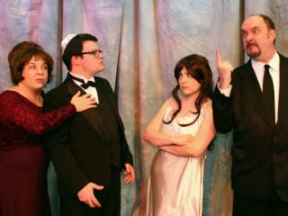 Pocket Sandwich Theatre presents Relatively Speaking