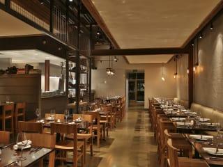 FT33 restaurant in the Dallas Design District