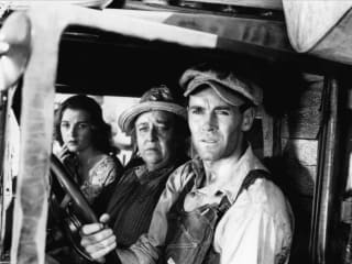 Henry Fonda in The Grapes of Wrath film