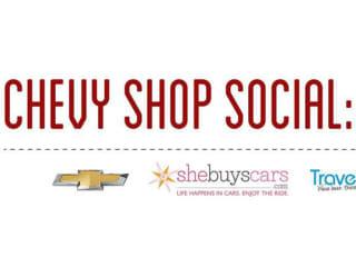 Chevy Shop Social logo