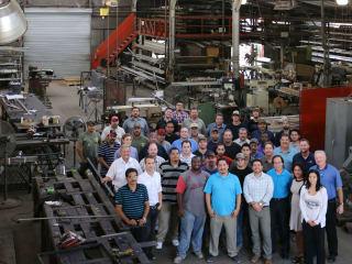 AIA Houston 2014 AIA Houston Artisan of the Year Berger Iron Works
