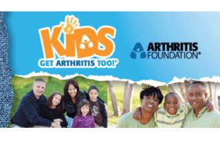 "Arthritis Foundation's 2014 ""Family Day for JA families"""