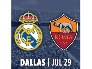 Real Madrid vs. AS Roma