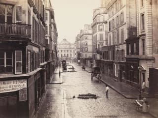 "MFAH Summer Lecture: ""Charles Marville: Photographer of Paris in the Age of Haussmann"""