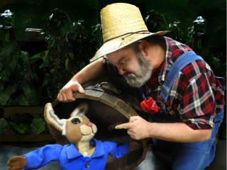 Dallas Children's Theater presents The Tale of Peter Rabbit