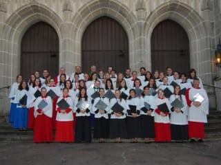 Margaret Alkek Williams Crain Garden Performance Series: The Royal School of Church Music Gulf Coast