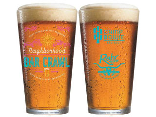 Camp Bowie District presents 2014 Neighborhood Bar Crawl