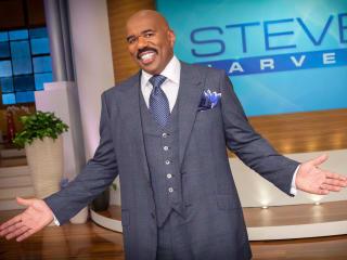 The Steve Harvey Show, Steve Harvey