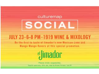 CultureMap Social: A rad summer party with CultureMap and El Jimador