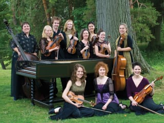 Houston Early Music presents Apollo's Fire, The Cleveland Baroque Orchestra, in Monteverdi's Vespers of 1610