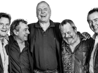 members of Monty Python for reunion