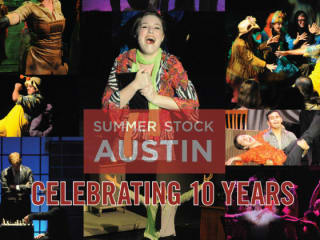 Summer Stock Austin 10th anniversary celebration concert
