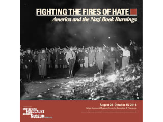 Dallas Holocaust Museum presents Fighting the Fires of Hate