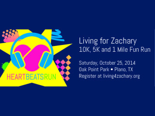 Living for Zachary
