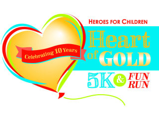 Heroes for Children Heart of Gold 5K