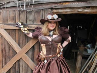 Steampunk Invasion