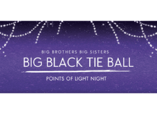"Big Brothers Big Sisters' 2014 ""Big Black Tie Ball"""