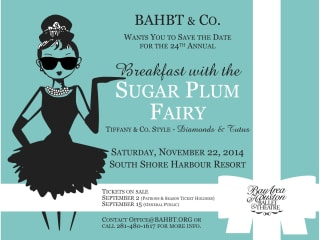 Breakfast with the Sugar Plum Fairy 2014