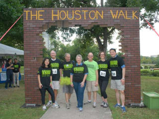 Fourth Annual Walk for Mental Health Awareness-Houston