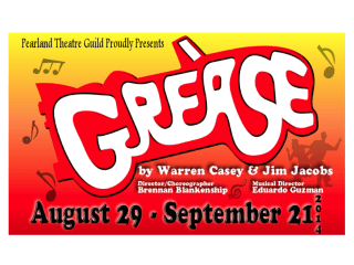 Pearland Theater Guild presents Grease, the Musical