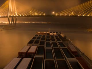 Houston Grand Opera HGOco presents On This Muddy Water: Voices from the Houston Ship Channel