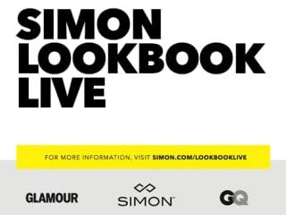 Simon Lookbook Live