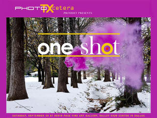 PhotoTXcetera presents One Shot