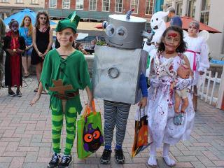 Fourth Annual Saengerfest Mini Monster Bash