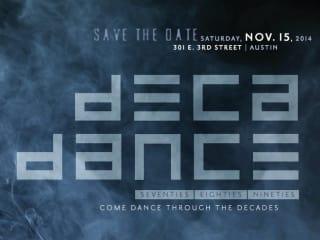 Forklift Danceworks DecaDance fundraiser 2014