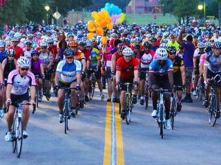 10th Annual Tour de Pink Bike Ride