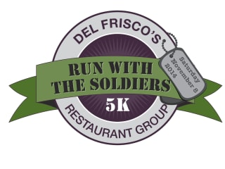 Del Frisco's Run with the Soldiers 5K