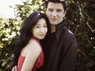Lucille Chung and Alessio Bax