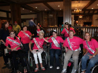 """Kendra Gives Back"" benefiting Ms. Wheelchair Texas Foundation"