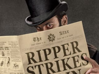"Houston Seance hosts ""Jack the Ripper Paranormal Experience"""
