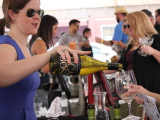 Houston Cellar Classic's Grand Tasting