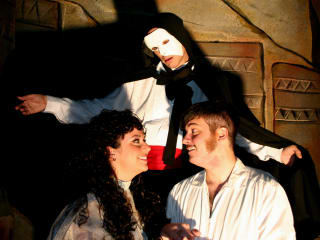 Pocket Sandwich Theatre presents Phantom of the Opera