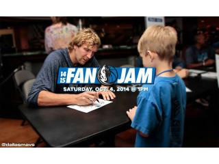 Dallas Mavericks Fan Jam