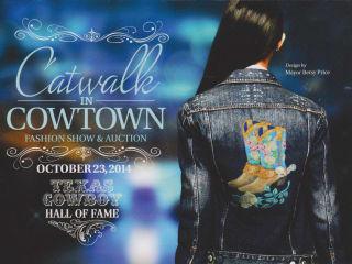 Catwalk in Cowtown