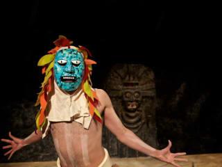 Cara Mia Theatre Co. presents Teotl: the sand show