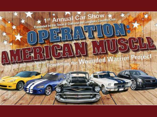 Operation: American Muscle Car Show 2014