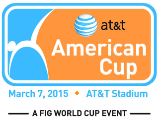 American Cup at AT&T Stadium
