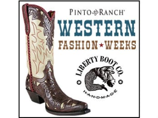 Pinto Ranch presents Liberty Boot Co.