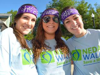 National Eating Disorders Association Walk