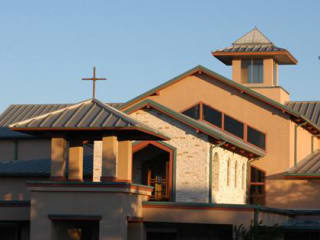 Bethany Lutheran Church Exterior