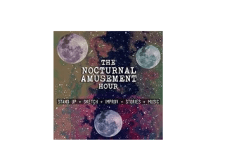 Station Theater Comedy Variety Show: The Nocturnal Amusement Hour