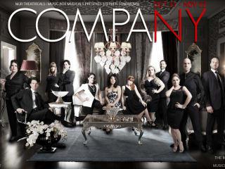 MJR Theatricals/Music Box Musicals presents Company by Stephen Sondheim