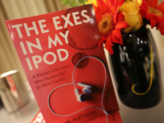 Exes in my Ipod by Lisa Mattson